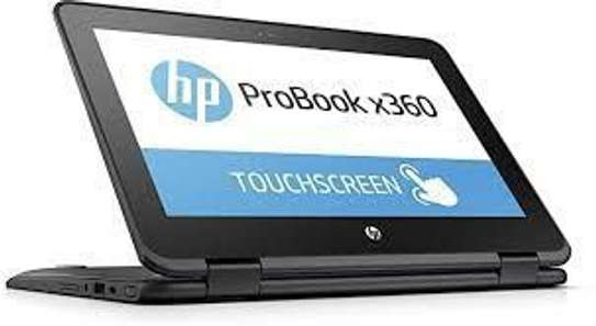 Hp touch screen  quad core 4cpu  new brand 360° image 2