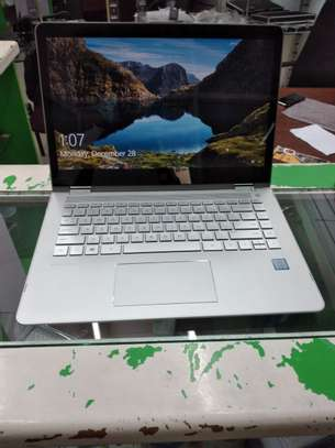Brand new hp pavilion core i5 8th  generation 14.1 inch screen size image 2