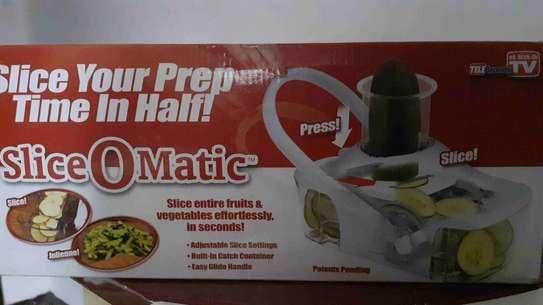 Slice O Matic all vegetable cutter