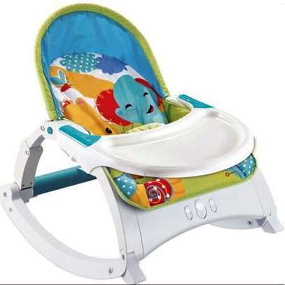 New Born Baby To Toddler Rocker