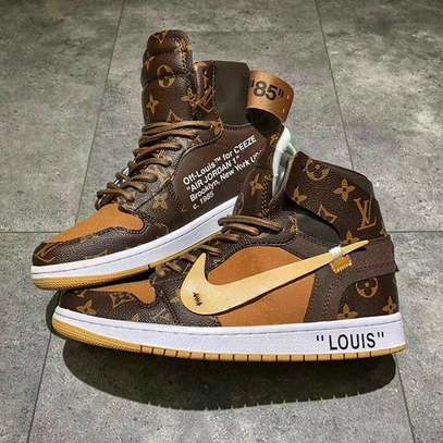 Nike Air Jordan's  Louis Vuitton Shoes