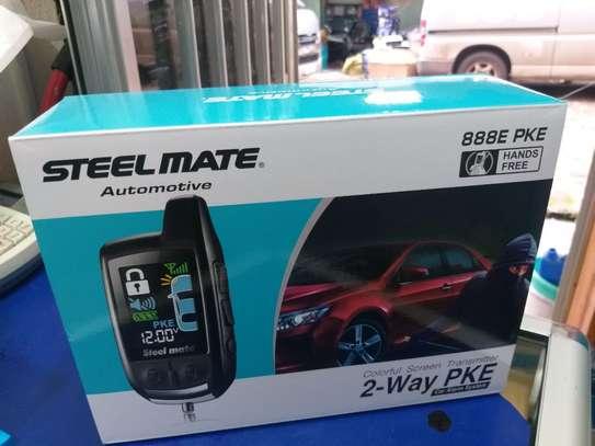 Car alarm sensor