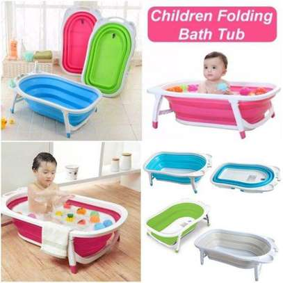 Folding Bath Tube For Kid