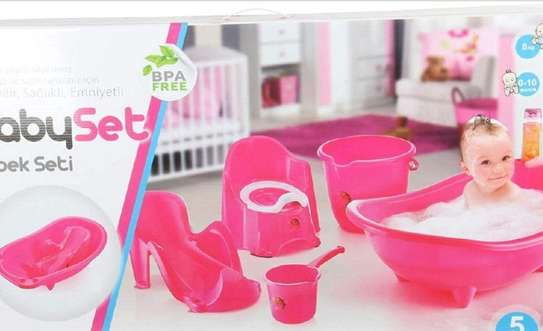Kids Bathing Tool Set