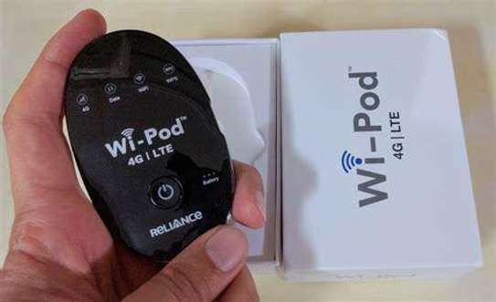 Brand New Packed Wi-Pod