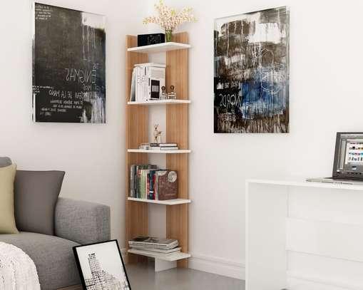 Corner Book Shelf image 2