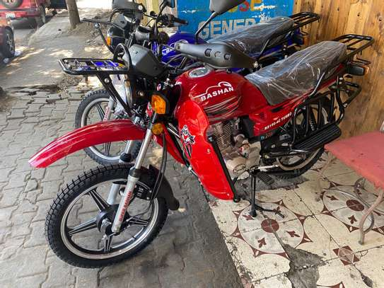 2019 Model-Bashan Motorcycle image 10