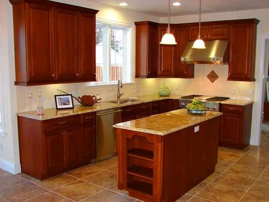 Available Kitchen Cabinet image 1