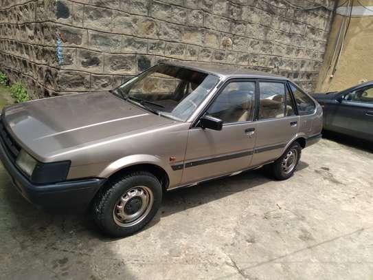 1986 Model-Toyota Liftback GL image 10