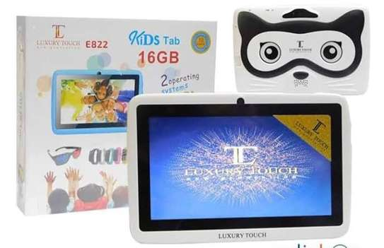 Luxury best and brand new kids tablet Android image 1