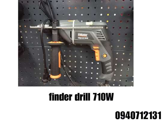 Finder Impact Drill image 1
