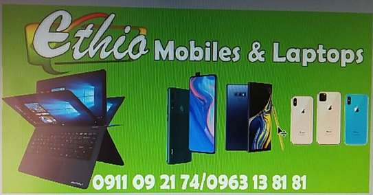 Ethio mobiles and laptops image 1