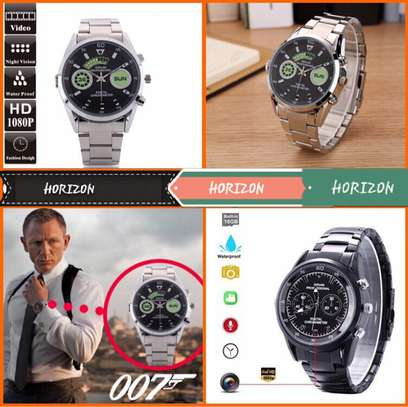007 chronometer watch