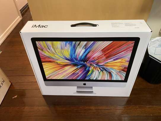 IMac core i5 27inch 512ssd 12Gb Ram 4GB Graphics card brand New image 1