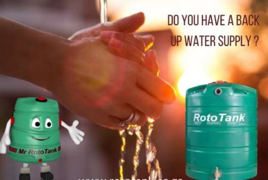Water Tanker 10000 Litter image 1