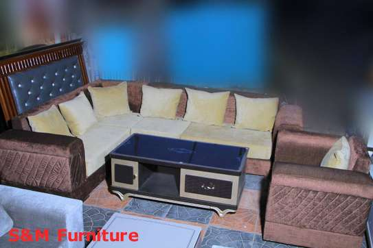 L Shaped Sofa image 10