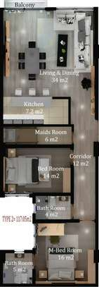 Luxury Apartment For Sale image 2