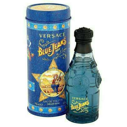 Versace Blue Jeans Perfume For Him