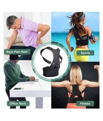 Real Doctor Magnetic Posture Support Brace image 2