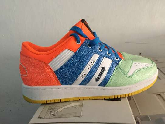 New ICE Lamb troop shoes image 1