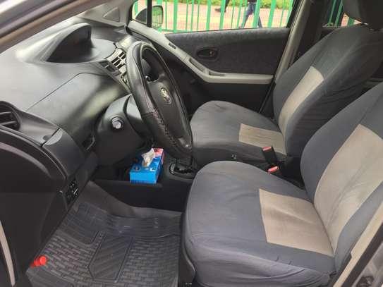 2010 Model-Toyota Yaris Compact image 2