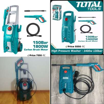 Total High pressure washer