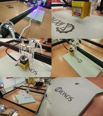 CRONOS 100*100cm 15W/30W/40W Laser Engraving/Cutting Machine image 6