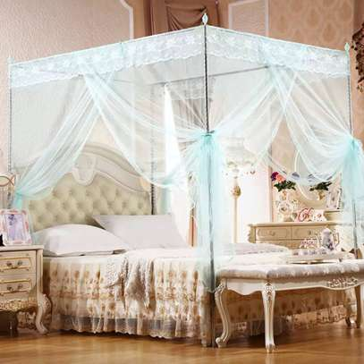 luxury Bed Canopy Dome Hanging Mosquito Net image 4