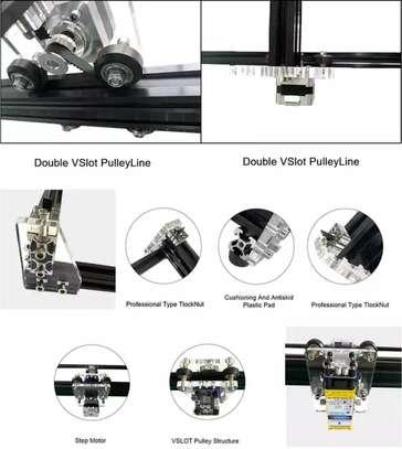 CRONOS 65*65cm 15W/30W Laser Engraving Machine, fixed focus 2Axis Desktop DIY Laser Engraver image 6