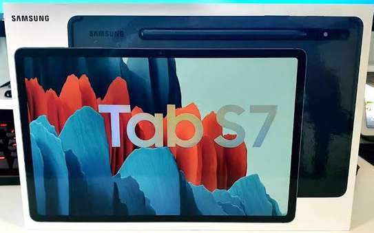 Samsung Galaxy Tab S7 128gb + LTE 11inch with Spen brand new image 1