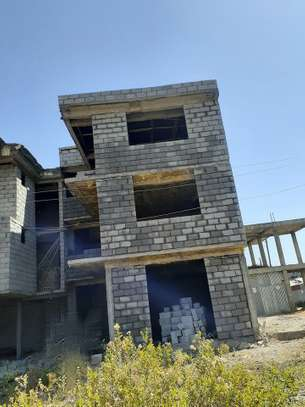 94 Sqm G+2 Under Construction House For Sale