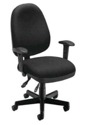 Black Berry Office Chair image 1