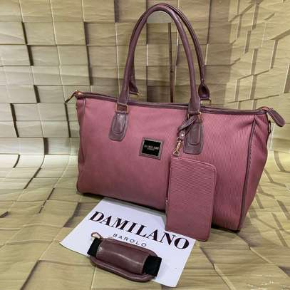 Damilano Duffle Bag with Puoch