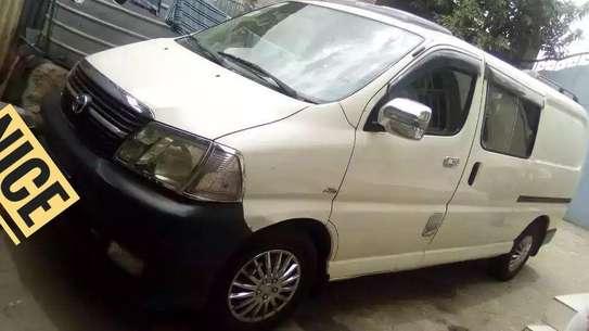 2008 Model Toyota D4D