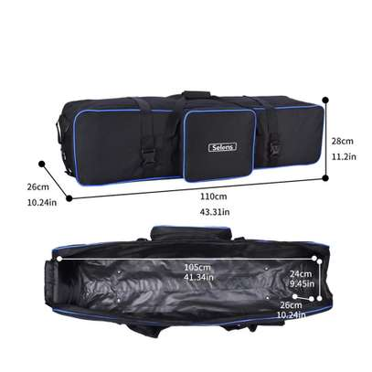 Light stands kit bags