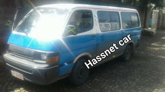 Toyota Vans & Buses for Sale in Ethiopia | Qefira