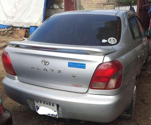 2002 Model-Toyota Platz image 3