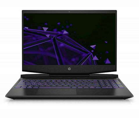 Power pavilion Gaming  Core i5 9th generation   Model : Hp power Pavilion gaming  Condition: Brand New image 1