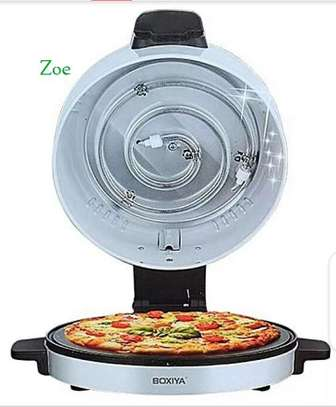 Boxya Crepe/Pizza Arabic Bread Maker