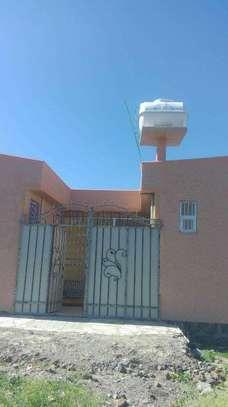 75 Sqm L- Shape House For Sale (Akaki Alembank) image 1