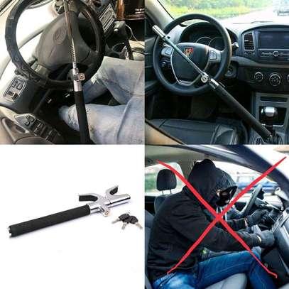 Wheel Lock-Anti Theft Iron