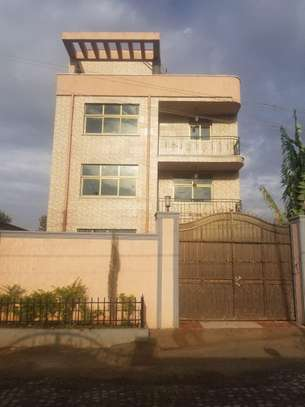 190 sq.m Four Storey Modern House  for Rent in Goro