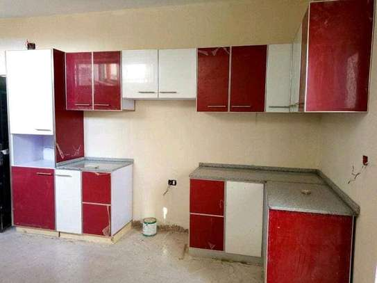 Simple Design Kitchen Cabinet