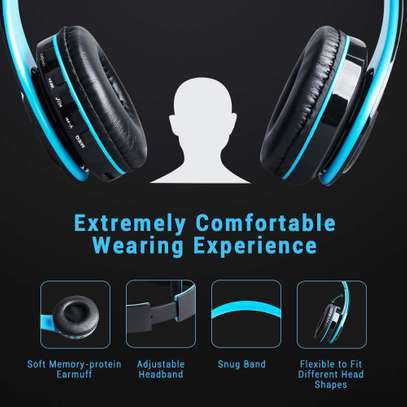 Ear Bluetooth Wireless Headphones Maono Over- image 3