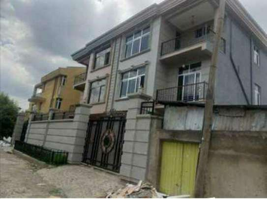 160 Sqm G+2 House For Sale (Semit Figa)