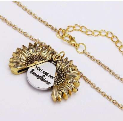 """""""You Are My Sunshine"""" Necklace image 1"""