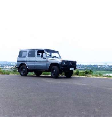 1994 Model-Mercedes Benz G Wagon GD 290 image 1