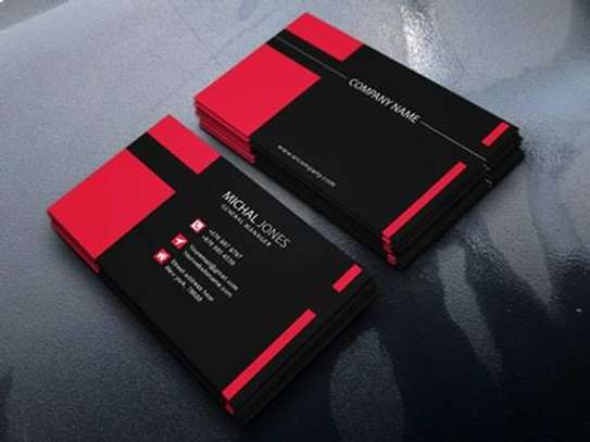 Business Card Design & Print image 3