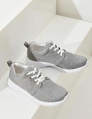 Lace Up Low Top Sneaker image 1