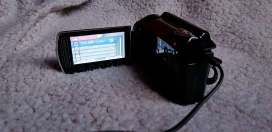 JVC Camcorder with the remote image 2